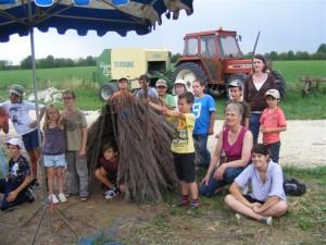 accueil du 2 aout 2011 Parcay 034